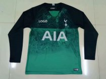 Adult Tottenham Hotspur Green 3RD AWAY LONG SLEEVE THAI QUALITY