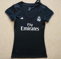 18/19 Women Thai Real Madrid Fan Version Soccer Jersey