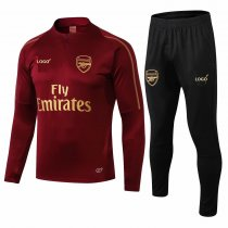 2018/19 Adult Arsenal FC Red Training Technical Soccer Tracksuits