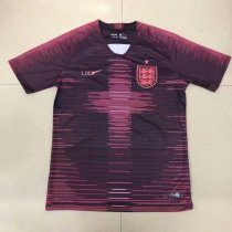 2018/19 Thailand Men England Purple Training Football Shirt Adult Soccer Jersey