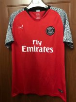 2018/19 Paris Staint Germain Thai Quality Football Jersey Soccer Away Shirt Red PSG