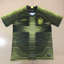 2018/19 Thailand Men England Green Training Soccer Jerseys Adult Football Shirt