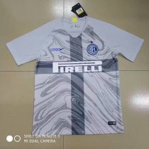 2018/19 Adult Inter MILAN 3RD Away Soccer Jersey Uniform Youth Grey Football sHIRT thai Quality