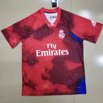 2018/19 adult Real madrid EA sports red Thai Quality Soccer Jersey football shirt
