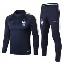 2018/19 Men PSG BLUETracksuits Adult Football Track Suit