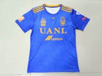 19/20 Thai Quality With Logo 6 Star Tigres Away Soccer Jersey Football Shirt