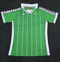 Thai Quality Adult Betis Green Commemorative Edition Soccer Shirt