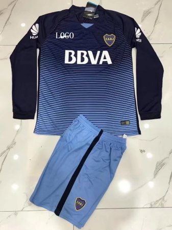 BOCA Long Sleeve Jersey Uniforms