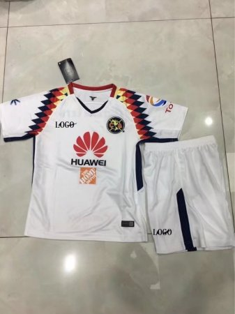 17/18 Children America Aguilas  camiseta de futbol Mexican League soccer jerseys Kits