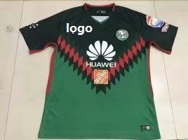18/19 MEXICO America Aguilas Camiseta Third Away Soccer Jersey Football Shirt
