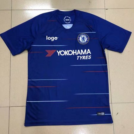 18-19 chelsea Home Soccer Jersey -Thai Quality