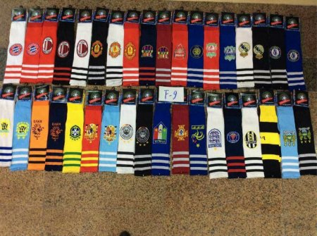Soccer Sock 2USD Per Pair For Adult or Kids
