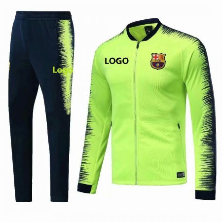 2018/19 Men Barcelona Soccer Jacket Adult Football Jackets