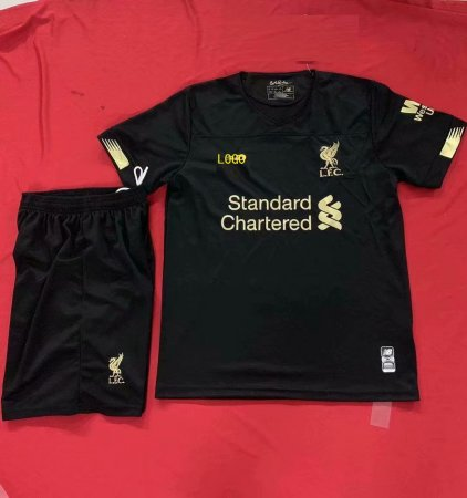 03724cc6 2019/20 Cheap Adult Liverpool Goalkeeper Soccer Jersey Uniform Football  Complete Sets GK Item NO: 409470