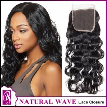 natural Lace closure