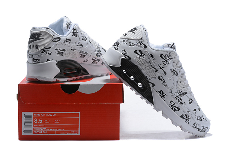 Nike Air Max 90 Woven Men and Women Shoes 4. Loading zoom