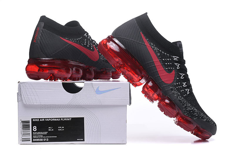 2018 Nike Air VaporMax Flyknit Men Shoes 18 Item NO: 495180