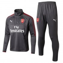Arsenal 17-18 Tracksuit Top With Pant ASN1781504