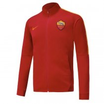 AS Roma 17-18 New N98 Red Color Jacket AAA Thai Quality top Coat