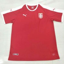 Serbia 2018 World Cup Home Soccer Jersey AAA Thailand Quality Discount Football Shirt wholesale online best thai quality shirts