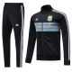 Argentina 2018 World Cup Jacket With Pant Black Training Suit Full Set aaa thai quality cheap discount coat wholesale online free shipping