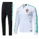 Portugal 2018 World Cup Jacket With Pant White Training Suit Full Set aaa thai quality cheap discount coat wholesale online free shipping