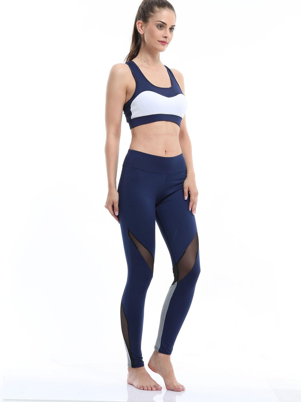 fe0d090c04 US  32 - Women s Tracksuit Suit Yoga Bra Tops Pants Fitness Running Set -  www.onebling.com
