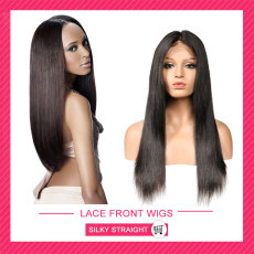 Front lace Wigs Silky Straight HL603