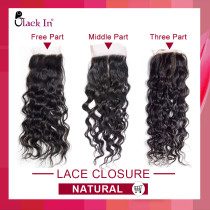 Lace Closure Natural Wave 9A