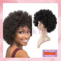 Popular afro wigs for Free  shipping  H501