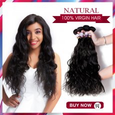 Top sale Brazilian / Peruvian / Malaysian / India  Virgin  Hair  Natural Wave  200g & 300g