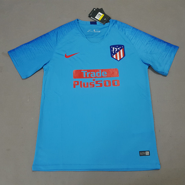 9f08cfacd57 18-19 Atletico Madrid Away Fans Version Thailand Quality Item NO   QM18-19MDL50Away