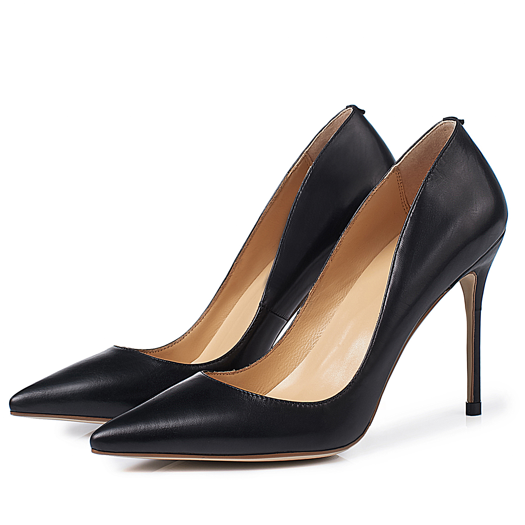 5c063fbfb5b US  65 - Arden Furtado new 2018 spring high heels pointed toe dress shoes  office lady thin heels genuine leather sexy woman shoes pumps -  www.ardenfurtado. ...