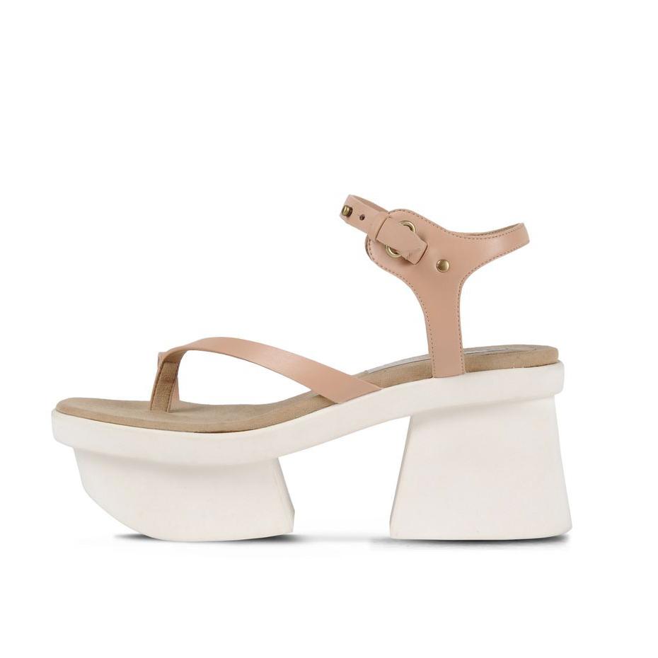 611c8a4f0a6 US  46 - Arden Furtado 2019 summer chunky heels strange style genuine  leather flip-flops platform party shoes fashion ladies sandals 8cm -  www.ardenfurtado. ...