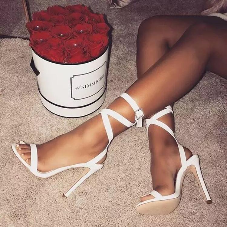 2019 summer high heels 12cm stilettos