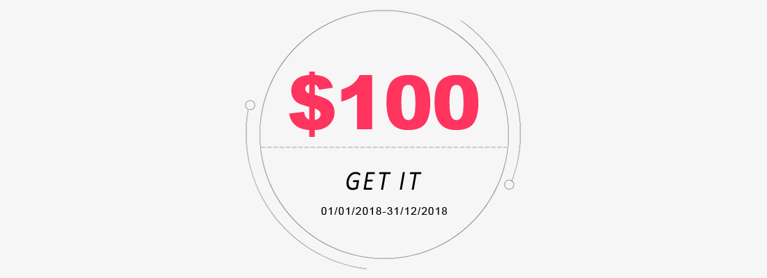 Registered Get $100 Coupons - www.kaileecn.com
