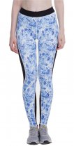 Women's Power Flex Blue Yoga Pants KL672850