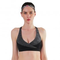 Women Sexy Training Yoga Underwear Black KL623150