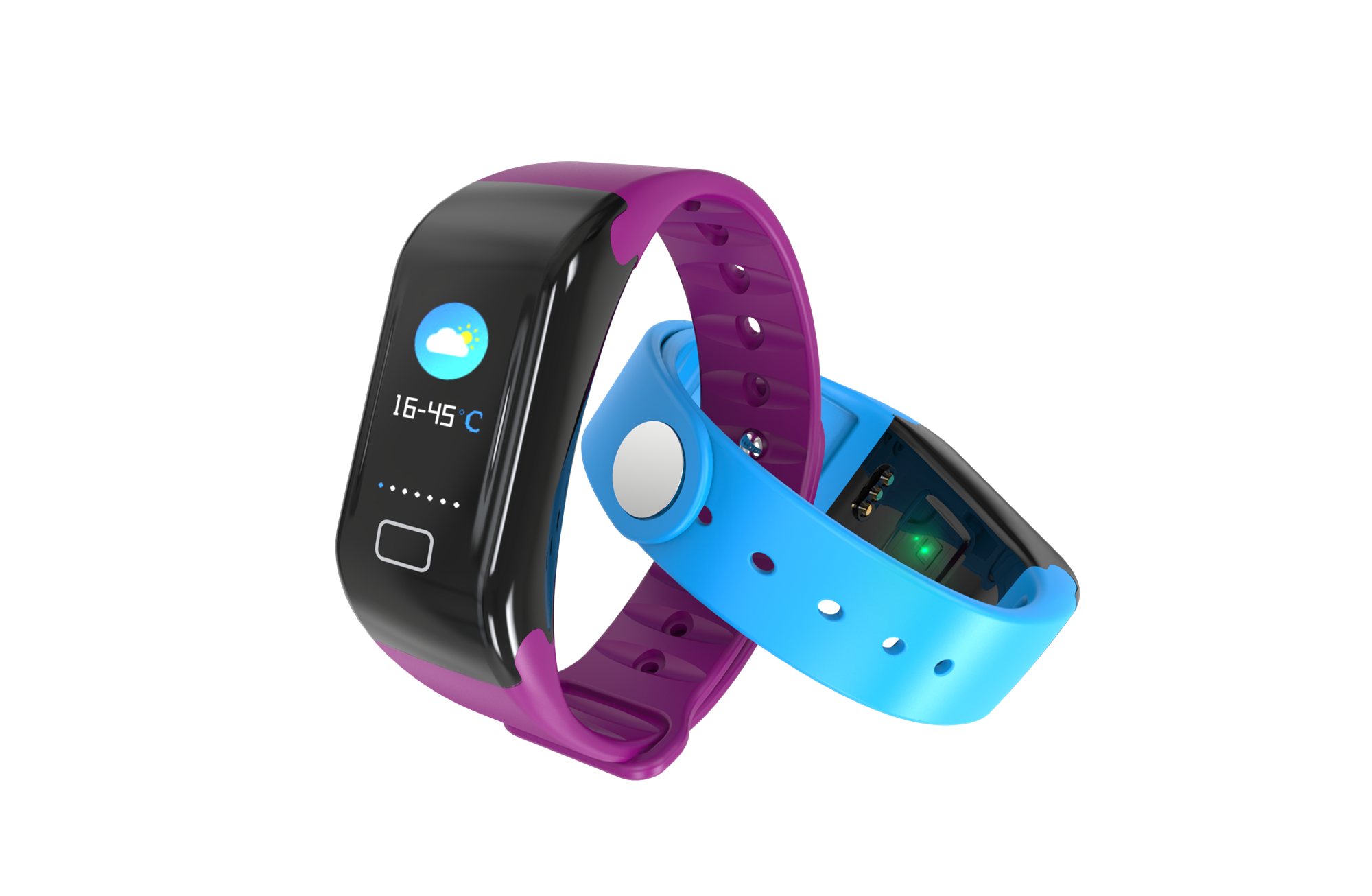 heart jewelry free pressure orders bluetooth fitness on watches black blood product over tracker overstock everlast shipping rate