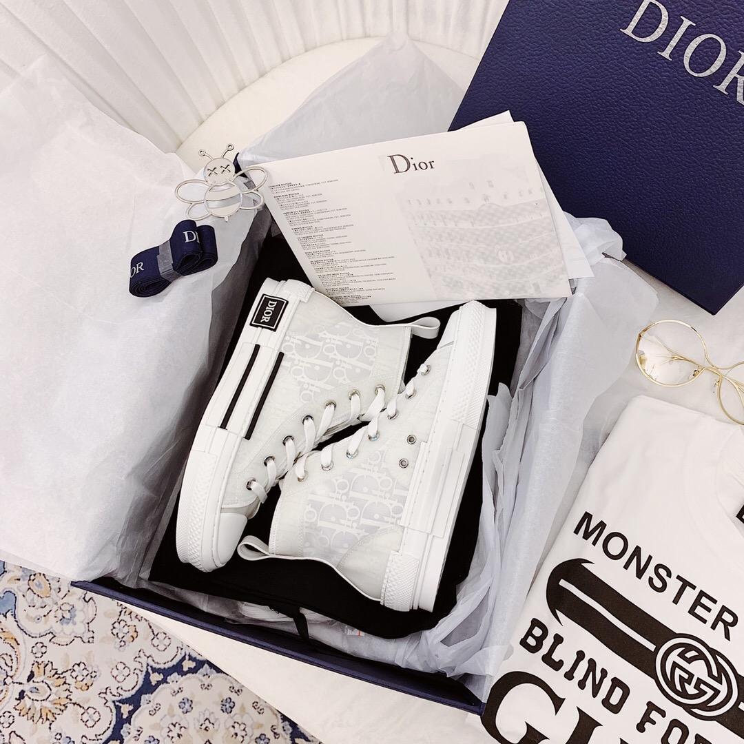 dior b23 white