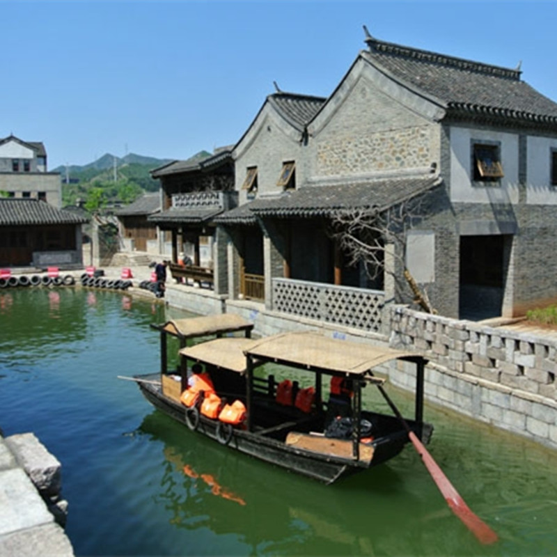 gubei water town tour