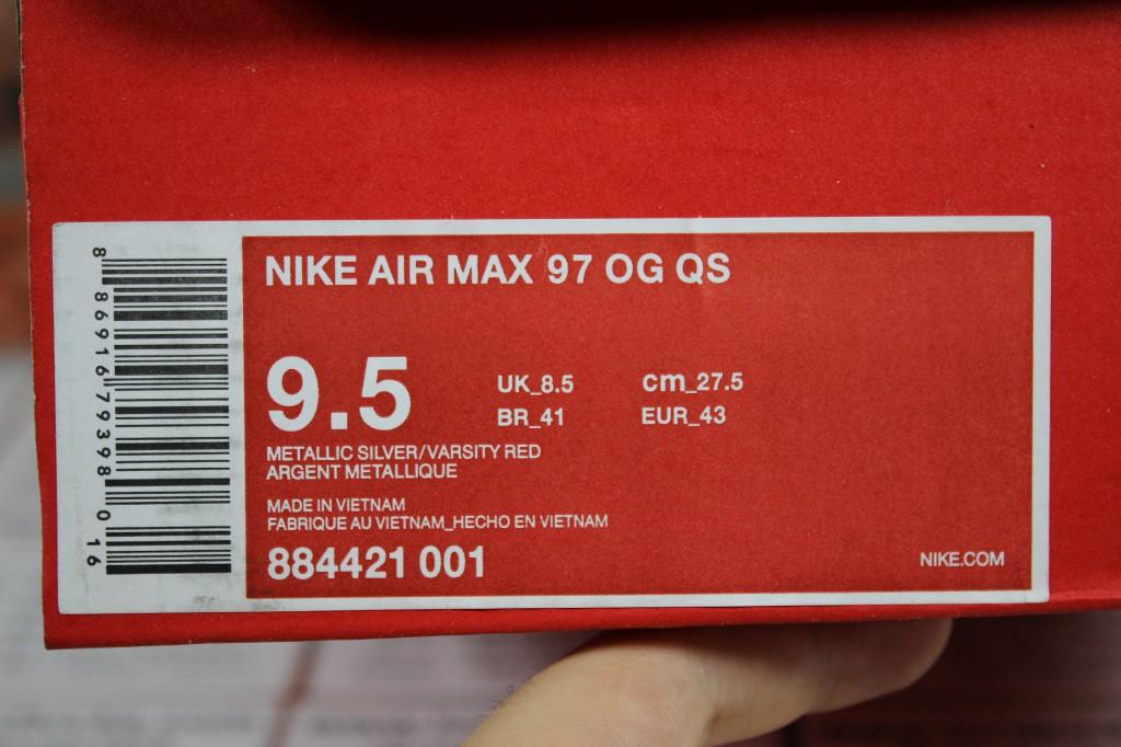nike air max 97 43