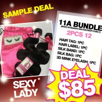 11a two bundles sample deal only 85