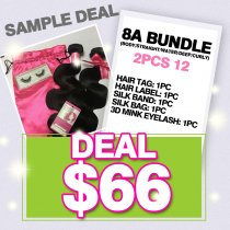 8a two bundles sample only 66