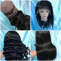 11a 360 lace frontal wig( lace frontal wig)