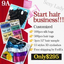 9a Special deal for starting hair business