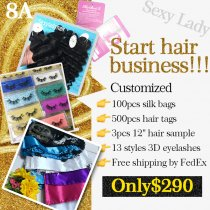 8a Special deal for starting hair business