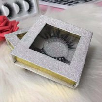 Silver Square case lashes (1-1000pairs) deal