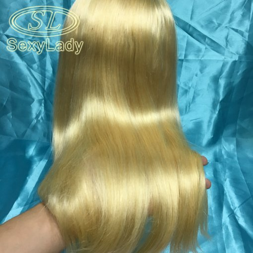 613# full lace wig straight