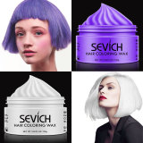 hair coloring wax styling mud dye cream hair gel 100ml